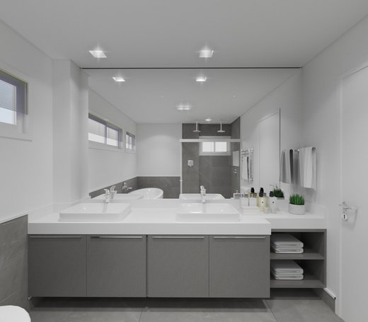 Banheiro - Apartamento à venda Alameda Franca,Jardim América, São Paulo - R$ 3.230.000 - II-4777-12061 - 5