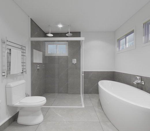 Banheiro - Apartamento à venda Alameda Franca,Jardim América, São Paulo - R$ 3.230.000 - II-4777-12061 - 6