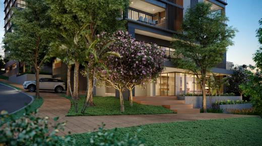 Portaria - Apartamento 4 quartos à venda Vila Madalena, São Paulo - R$ 2.569.760 - II-7060-15807 - 4