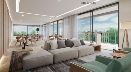Salao de festas - Apartamento 4 quartos à venda Vila Madalena, São Paulo - R$ 2.569.760 - II-7060-15807 - 12