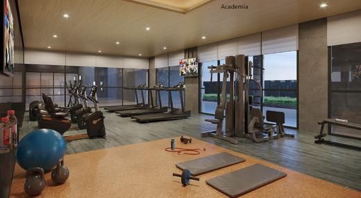 Fitness - Apartamento 4 quartos à venda Vila Madalena, São Paulo - R$ 2.569.760 - II-7060-15807 - 11