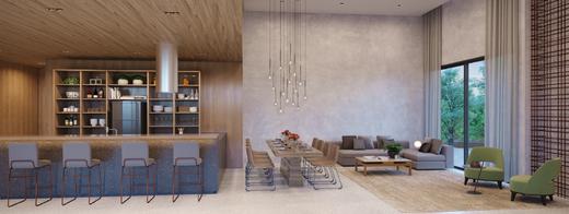 Espaco gourmet - Apartamento 4 quartos à venda Vila Madalena, São Paulo - R$ 2.569.760 - II-7060-15807 - 13