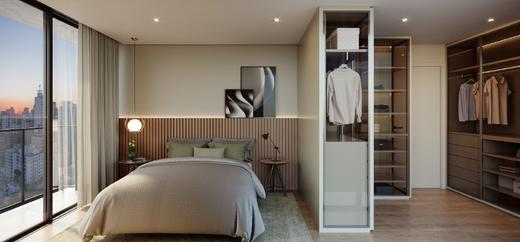Dormitorio - Apartamento 4 quartos à venda Vila Madalena, São Paulo - R$ 2.569.760 - II-7060-15807 - 10