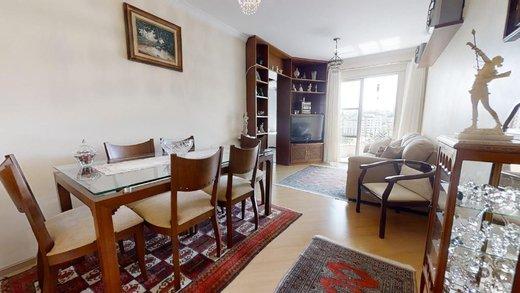 Living - Apartamento à venda Rua Francisco Isoldi,Vila Madalena, Zona Oeste,São Paulo - R$ 774.000 - II-7078-15846 - 5