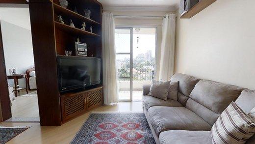 Living - Apartamento à venda Rua Francisco Isoldi,Vila Madalena, Zona Oeste,São Paulo - R$ 774.000 - II-7078-15846 - 6