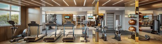 Fitness - Fachada - HUB Home Club Tatuapé - 216 - 7