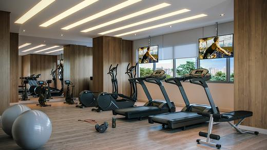 Fitness - Fachada - Club Station Vila Prudente - 691 - 7