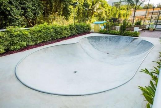 Pista de skate - Fachada - Summer Bandeirantes Residencial - 124 - 9