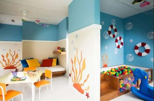 Espaco kids - Fachada - Summer Bandeirantes Residencial - 124 - 5