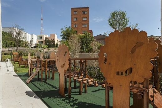 Playground - Fachada - Yris - 218 - 22