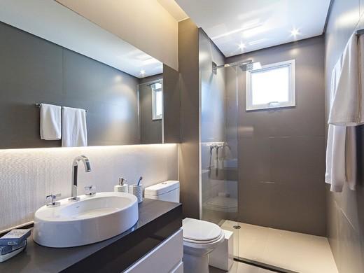 Banheiro - Fachada - Yris - 218 - 14