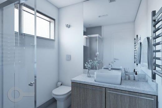 Banheiro - Apartamento à venda Rua Brentano,Vila Leopoldina, São Paulo - R$ 1.302.000 - II-7173-15984 - 3