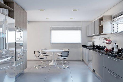 Cozinha - Apartamento à venda Rua Brentano,Vila Leopoldina, São Paulo - R$ 1.302.000 - II-7173-15984 - 4