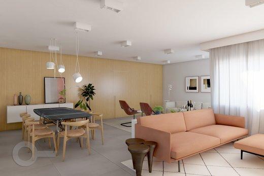 Living - Apartamento à venda Rua Brentano,Vila Leopoldina, São Paulo - R$ 1.302.000 - II-7173-15984 - 5