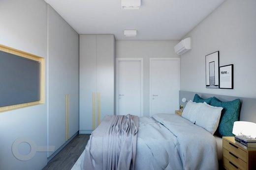 Quarto principal - Apartamento à venda Rua Brentano,Vila Leopoldina, São Paulo - R$ 1.302.000 - II-7173-15984 - 9