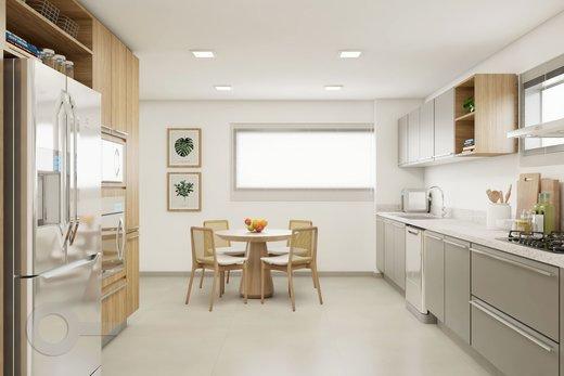 Cozinha - Apartamento à venda Rua Brentano,Vila Leopoldina, São Paulo - R$ 1.370.000 - II-7178-15989 - 10
