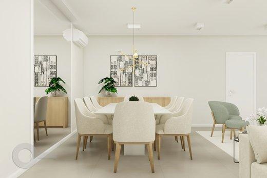 Living - Apartamento à venda Rua Brentano,Vila Leopoldina, São Paulo - R$ 1.370.000 - II-7178-15989 - 4