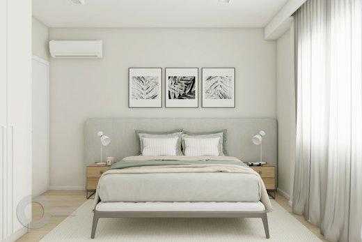 Quarto principal - Apartamento à venda Rua Brentano,Vila Leopoldina, São Paulo - R$ 1.370.000 - II-7178-15989 - 5