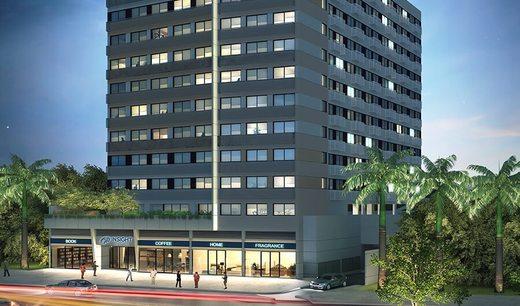Fachada - Fachada - Insight Office - Lojas - 166 - 2