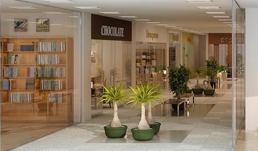 Hall - Fachada - Insight Office - Lojas - 166 - 4