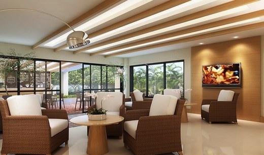 Lounge - Fachada - Insight Office - Lojas - 166 - 8