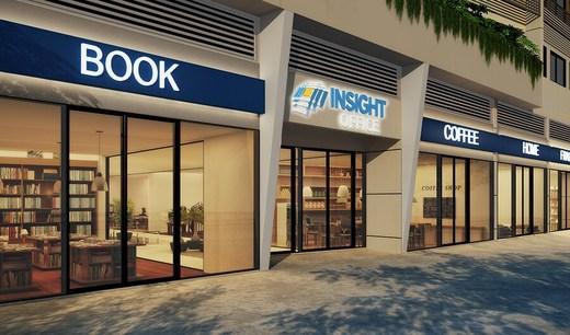 Fachada - Fachada - Insight Office - Lojas - 166 - 3