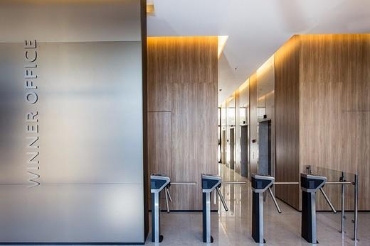 Hall - Sala Comercial 34m² à venda Avenida Imperatriz Leopoldina,Vila Leopoldina, São Paulo - R$ 626.112 - II-7193-16011 - 4