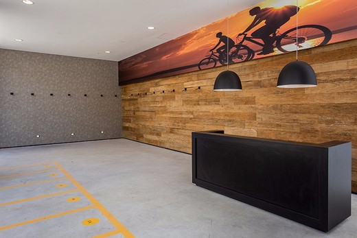Bicicletario - Sala Comercial 34m² à venda Avenida Imperatriz Leopoldina,Vila Leopoldina, São Paulo - R$ 626.112 - II-7193-16011 - 6
