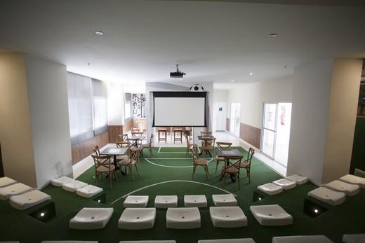 Sala de jogos - Fachada - Vila das Fontes - Lojas - 167 - 8