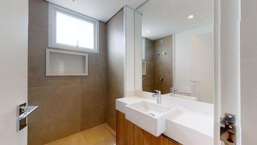 Banheiro - Apartamento à venda Rua João Lourenço,Vila Nova Conceição, Zona Sul,São Paulo - R$ 3.606.000 - II-4674-11958 - 5