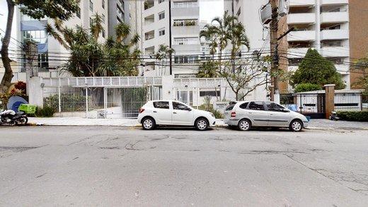 Fachada - Apartamento à venda Rua João Lourenço,Vila Nova Conceição, Zona Sul,São Paulo - R$ 3.606.000 - II-4674-11958 - 8