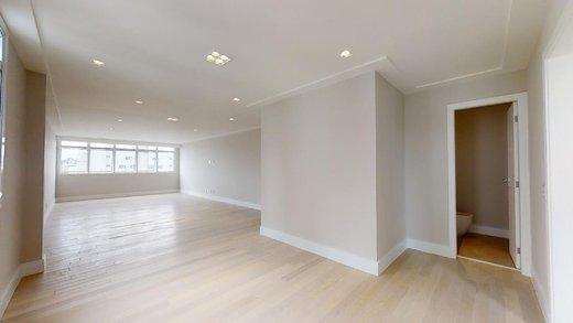 Living - Apartamento à venda Rua João Lourenço,Vila Nova Conceição, Zona Sul,São Paulo - R$ 3.606.000 - II-4674-11958 - 14