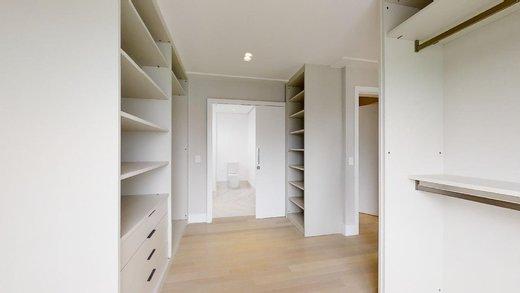 Quarto principal - Apartamento à venda Rua João Lourenço,Vila Nova Conceição, Zona Sul,São Paulo - R$ 3.606.000 - II-4674-11958 - 17
