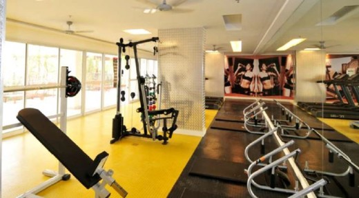 Fitness - Fachada - Atlantis Park - Fase 1 - 210 - 4
