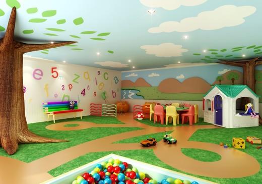 Espaco kids - Fachada - Atlantis Park - Fase 1 - 210 - 9