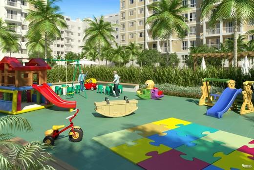 Playground - Fachada - Atlantis Park - Fase 1 - 210 - 12