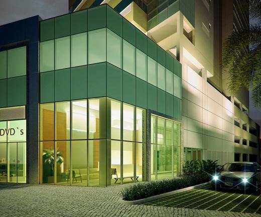 Portaria - Fachada - Ponto Norte Empresarial - 209 - 2