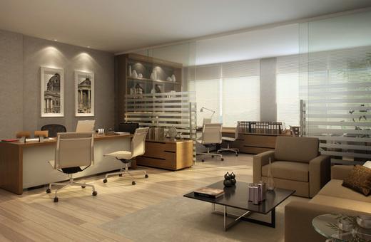 Exemplo sala - Fachada - Ponto Norte Empresarial - 209 - 5