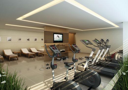 Fitness - Fachada - Ponto Norte Empresarial - 209 - 6