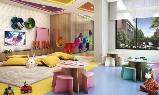 Espaco kids - Fachada - Breve Lançamento - Lindenberg Reserva Itaim - 696 - 8