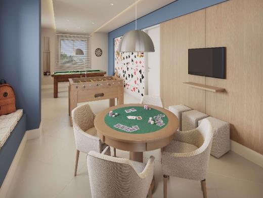 Sala de jogos - Apartamento 1 quarto à venda Irajá, Rio de Janeiro - R$ 295.223 - II-7380-16233 - 7