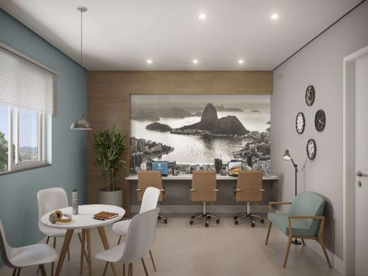 Coworking - Apartamento 1 quarto à venda Irajá, Rio de Janeiro - R$ 295.223 - II-7380-16233 - 8
