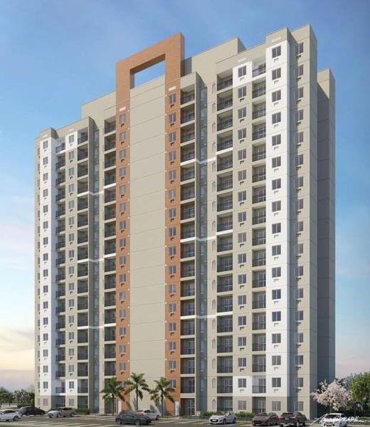 Fachada - Apartamento 1 quarto à venda Irajá, Rio de Janeiro - R$ 295.223 - II-7380-16233 - 1