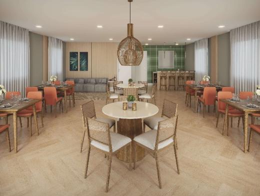 Salao de festas - Apartamento 1 quarto à venda Irajá, Rio de Janeiro - R$ 295.223 - II-7380-16233 - 6