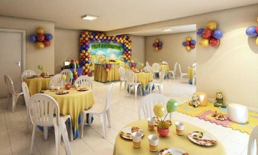 Salao de festas - Fachada - Vida Boa - 208 - 5
