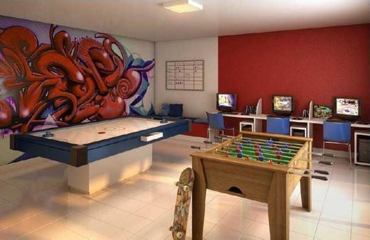Sala de jogos - Fachada - Vida Boa - 208 - 8
