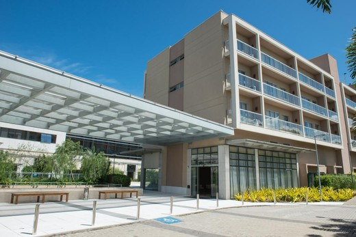 Portaria - Fachada - Link Office Mall & Stay - Stay - 214 - 2