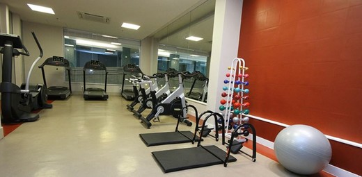 Fitness - Fachada - Link Office Mall & Stay - Stay - 170 - 7