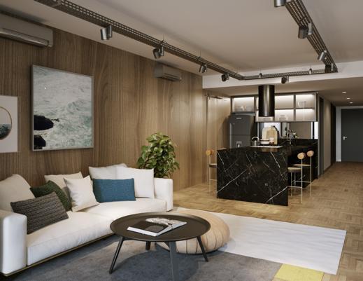Living - Fachada - Two Suites Ipanema - 172 - 4