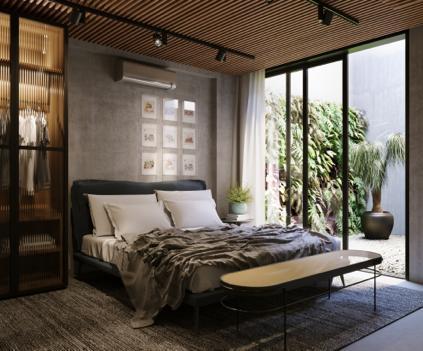 Dormitorio - Fachada - Two Suites Ipanema - 172 - 6